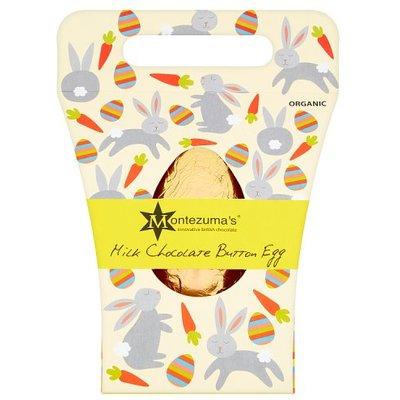 Montezumas Milk Chocolate Button Easter Egg
