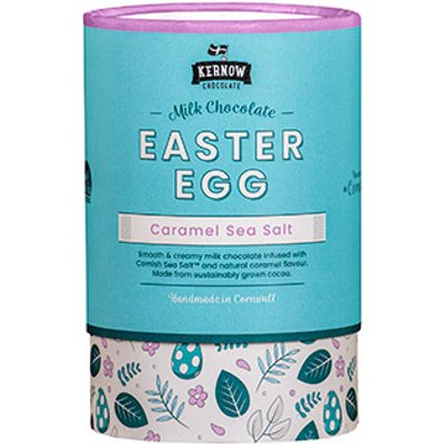 Kernow Handmade Chocolate Easter Egg Sea Salt & Caramel