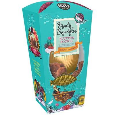 Monty Bojangles Flutter Scotch Truffles Milk Chocolate Easter Egg
