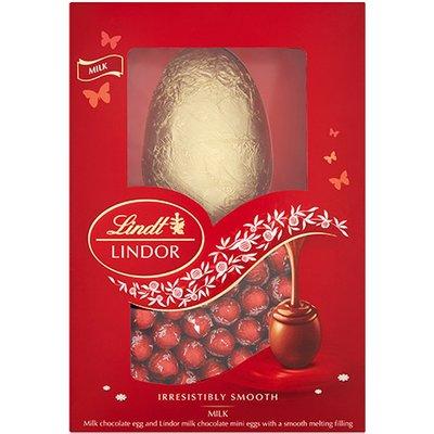 Lindor Large Easter Egg with Lindor Mini Eggs