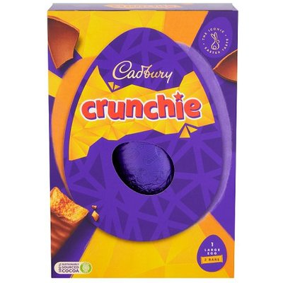 Cadbury Crunchie Large Easter Egg