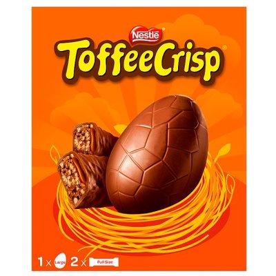 Toffee Crisp Large Easter Egg