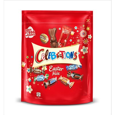 Celebrations Easter Mix Sharing Pouch