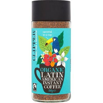 Clipper Organic Latin American Instant Coffee