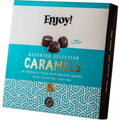 Enjoy Assorted Caramel Chocolates 16s
