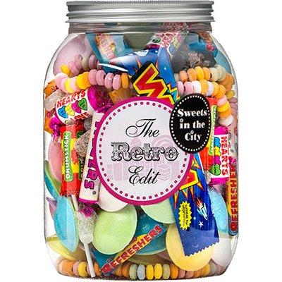 Sweets in the City Retro Classics Giant Jar of Joy