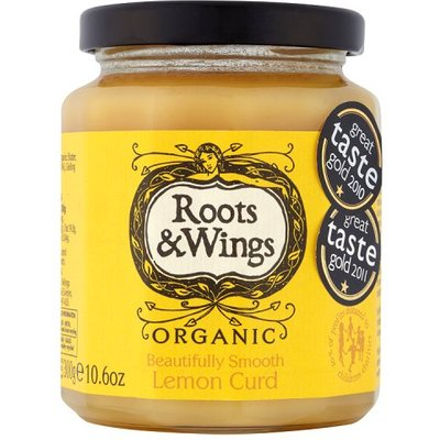 Roots & Wings Organic Lemon Curd