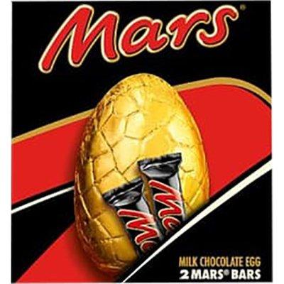 Mars Easter Egg Large