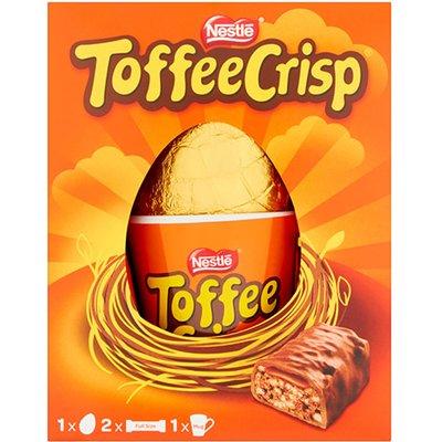 Nestle Toffee Crisp Mug Easter Egg