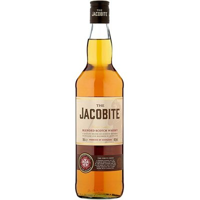 The Jacobite Blended Scotch Whisky 70cl
