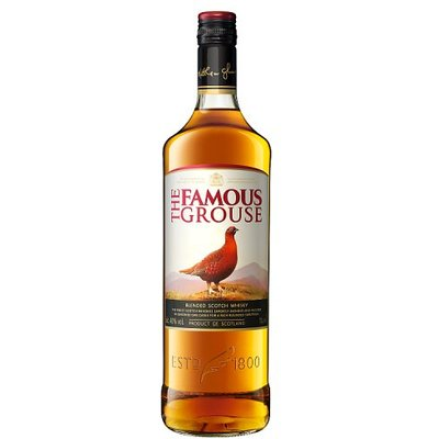 The Famous Grouse Finest Blended Scotch Whisky 1l