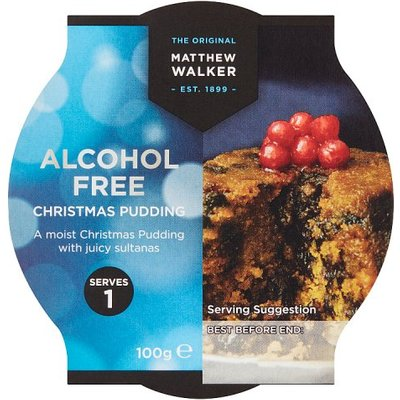 Matthew Walker Alcohol & Nut Free Christmas Pudding