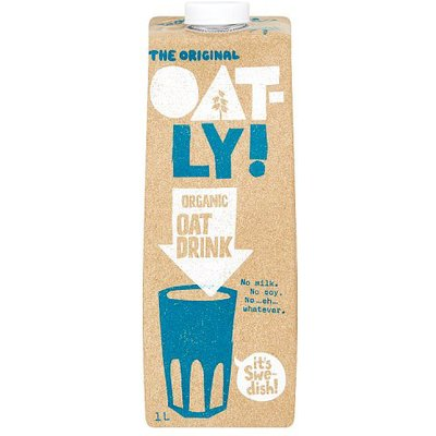 Oatly Multi-Pack Healthy Organic Oat Drink 6 x 1ltr
