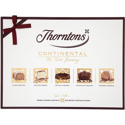 Thorntons Continental Box