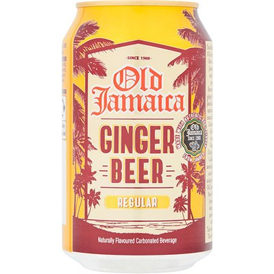 Old Jamaica Ginger Beer - 24 x 330ml