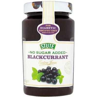 Stute Diabetic No Added Sugar Blackcurrant Jam