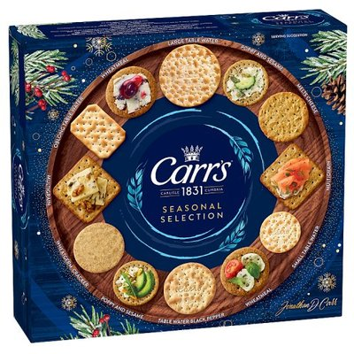 Carrs Large Selection Carton