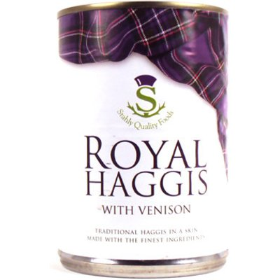 Stahly Quality Foods Royal Haggis