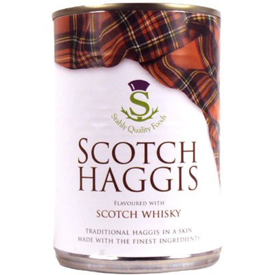 Stahly Quality Foods Whisky Haggis