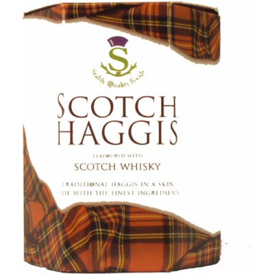 Stahly Quality Foods Scotch Haggis