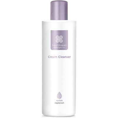 Healthspan Replenish Cream Cleanser 200ml