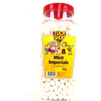 Tuck Shop Mint Imperials Jar