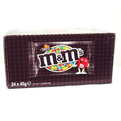 M&Ms Chocolate x 24
