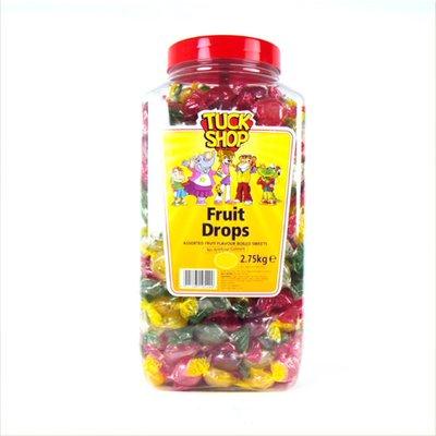 Tuck Shop Fruit Drops Jar