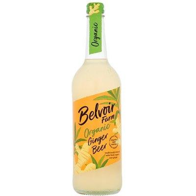Belvoir Organic Ginger Beer