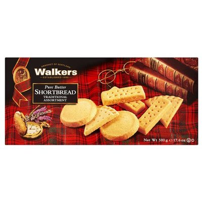 Walkers Assorted Shortbread Large
