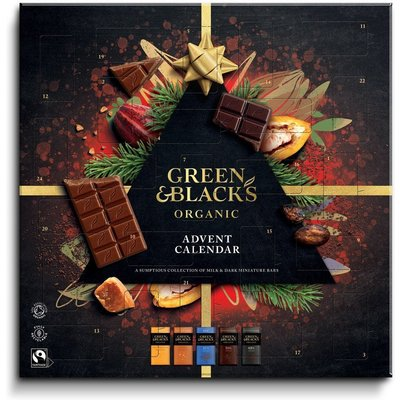 GB Organic Advent Calendar 360g (Box of 8)