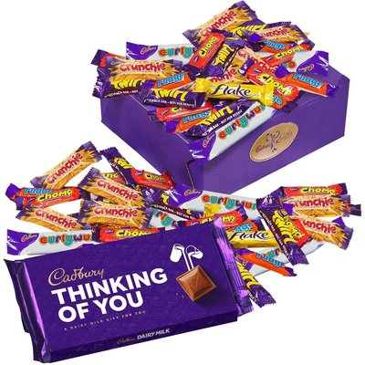 Cadbury Thinking Of You Bonanza Box