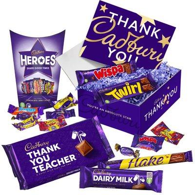 Cadbury Teacher Thank You Gift