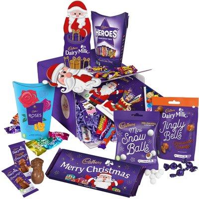 Cadbury Christmas Combination Hamper