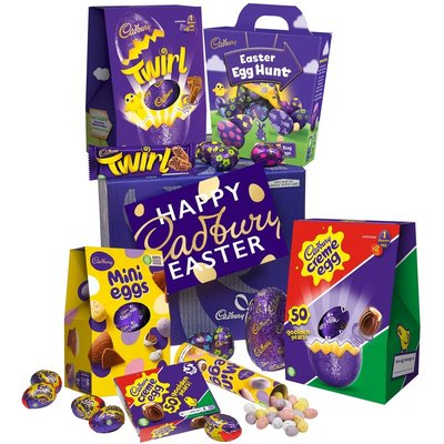 Cadbury Easter Egg Gift