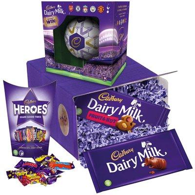 Cadbury Chocolate Football Gift