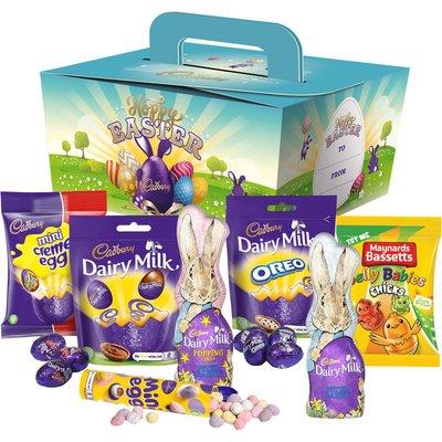 Cadbury Hoppy Easter Egg Hunt Box
