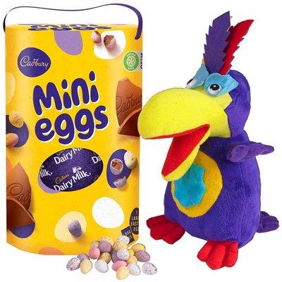 Cadbury Parrot Mini Eggs Easter Egg (231g)