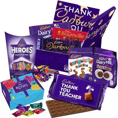 Cadbury Teacher's Chocolate Gift