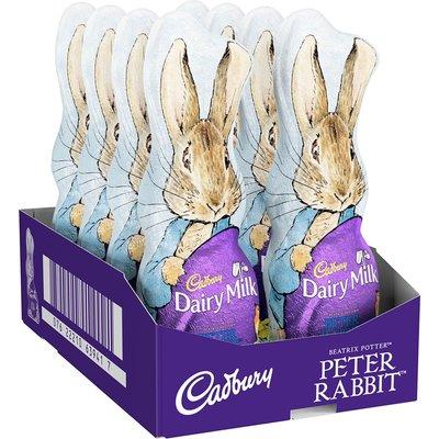 Dairy Milk Easter Peter Rabbit 100g (Box of 8)