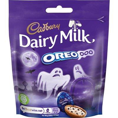Cadbury Halloween Dairy Milk Oreoooo Bag 82g