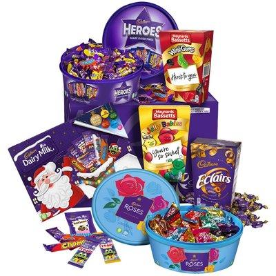 Cadbury Christmas Hamper