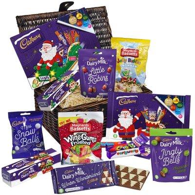 Cadbury Christmas Family Sharing Basket