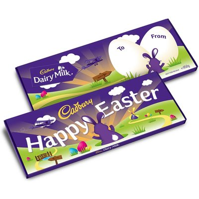 Cadbury Dairy Milk Easter Bar 850g