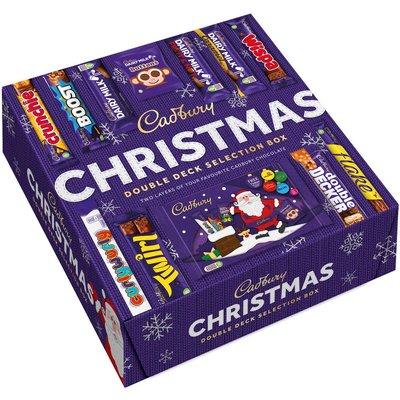 Christmas Double Deck Selection Box