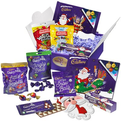 Cadbury Santa's Sharing Gift