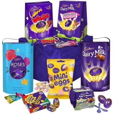 Cadbury Deluxe Easter Egg Hamper