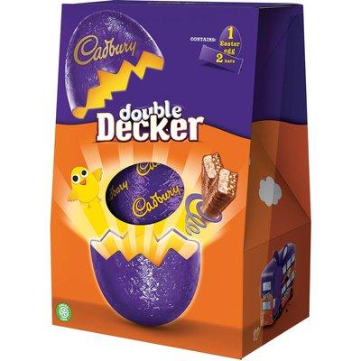 Double Decker Easter Egg 287g (Box of 6)