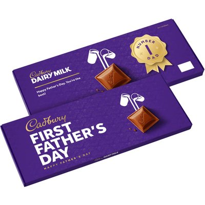 First Father's Day Bar