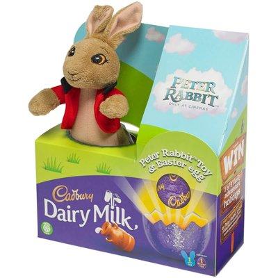 Flopsy Rabbit Toy Easter Egg